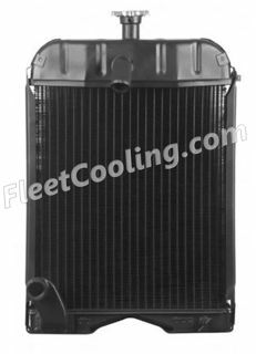 Picture of Ford / New Holland Radiator - Solder On Tank TR7821