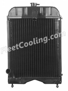 Picture of Massey Ferguson Radiator - Solder On Tank TR7822