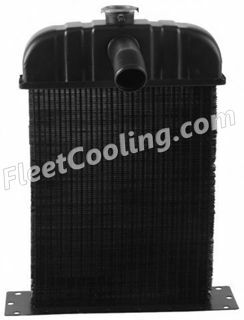 Picture of Case International Radiator - Solder On Tank TR7883
