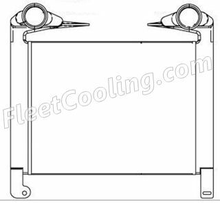 Picture of Mack Charge Air Cooler CA1309