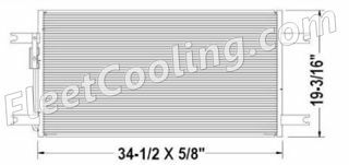 Picture of Sterling, Western Star Condenser AC0906