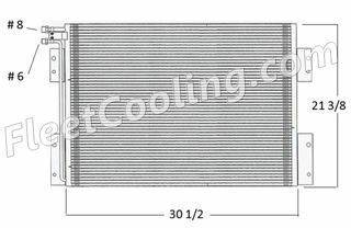 Picture of Mack Condenser AC1201