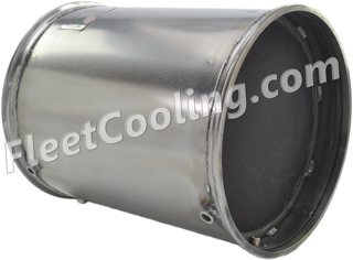 Picture of International Diesel Particulate Filter (DPF) 151056