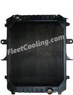 Picture of Freightliner Radiator - Solder On Tank TR7145SF