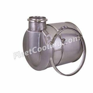Picture of Cummins Diesel Oxidation Catalyst (DOC) 152015