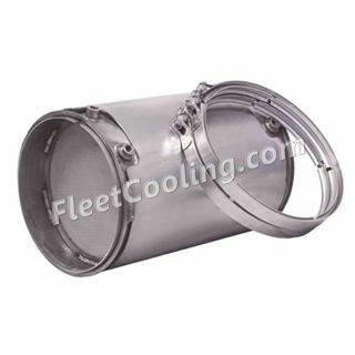 Picture of Cummins Diesel Particulate Filter (DPF) 151080